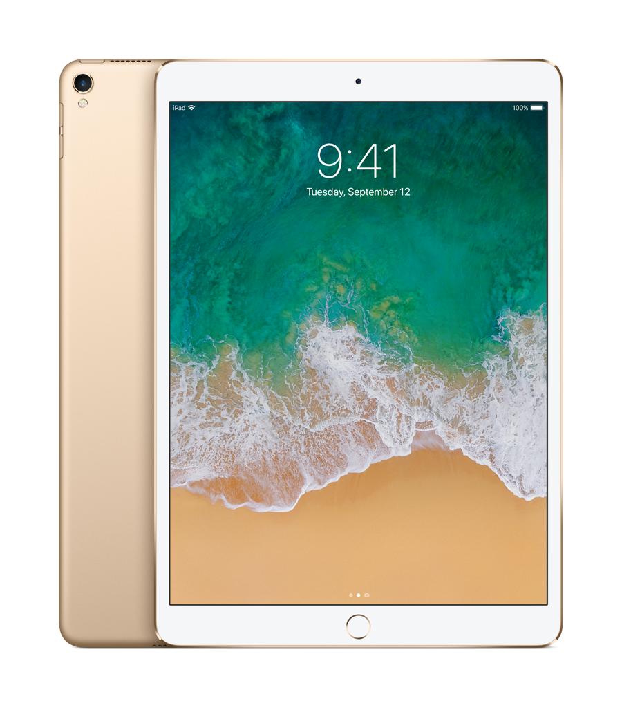 "iPad Pro - 10,5"" - 256 Go - WiFi - MPF12NF/A - Or"