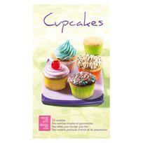 Editions Saep - livre de recettes - cupcakes