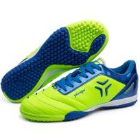 Wewoo - Chaussures de foot vert Pu de football, taille de l'UE: 33