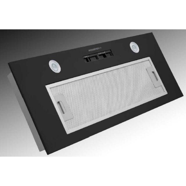 ROSIERES groupe filtrant 52cm 606.4m3/h noir - rhg580/1pn
