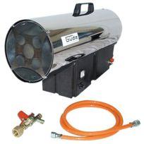 Güde - Générateur d'air chaud au gaz 30 R Inox