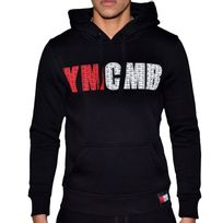Ymcmb - Sweat à Capuche - Homme - Hs623 - Noir