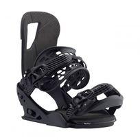 Burton - Fixations De Snowboard Cartel Black Homme