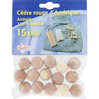 Laguelle - Antimite 100 % naturel 15 billes