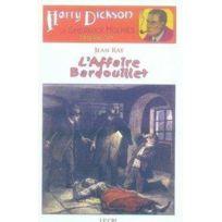 Le Cri - Harry Dickson tome 3 ; l'affaire Bardouillet