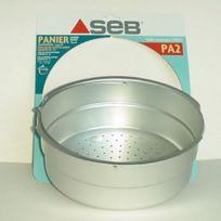 Seb - Panier Rigide Alu pour cocotte 8L diamètre 24,5