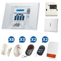 Visonic - PowerMax Pro - Alarme maison agrée assurances Nf&a2p - 03