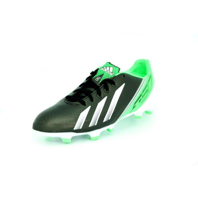Chaussures Homme Blanc Vert Noir Football F30 Fg Adidas Pas Trx RPqSS0