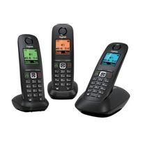 GIGASET - Téléphone sans fil trio A540