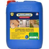 Guard Industrie - Imperméabilisant bois anti taches - WoodGuard Pro - 5L