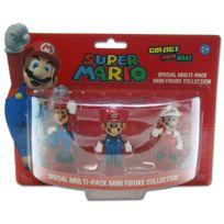Bg Games - Figurines Nintendo Pack Mario