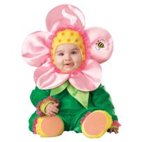 Sans - Déguisement Fleur pour bébé - Luxe - taille - 12 à 18 mois - 230945