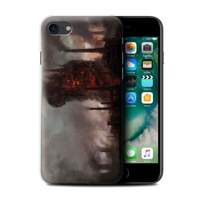 coque iphone 7 terre