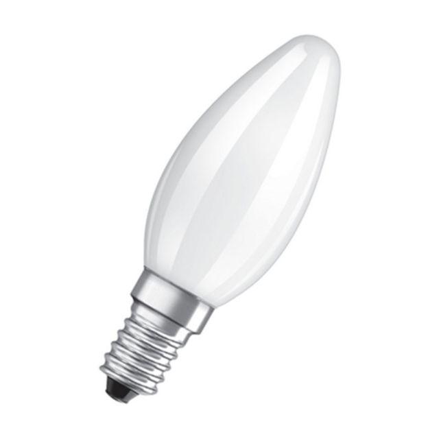 osram ampoule led retrofit flamme e14 2 1w 25w a pas cher achat vente ampoules led. Black Bedroom Furniture Sets. Home Design Ideas