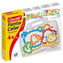 Quercetti - Jeu 0653 Fantacolor Transparent 150 Clous 15MM GVIRT_NP_NNS_NNPS< Enfants De Jouets
