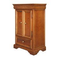 Arteferretto - Petit meuble de rangement Louis Philippe