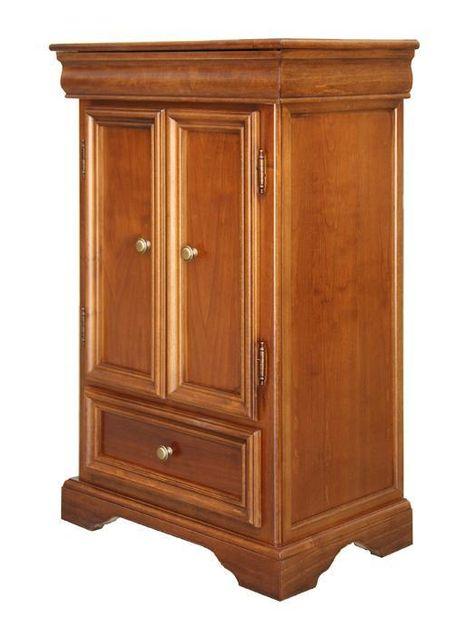 finest petit meuble de rangement louis philippe with meuble bas rangement fly. Black Bedroom Furniture Sets. Home Design Ideas