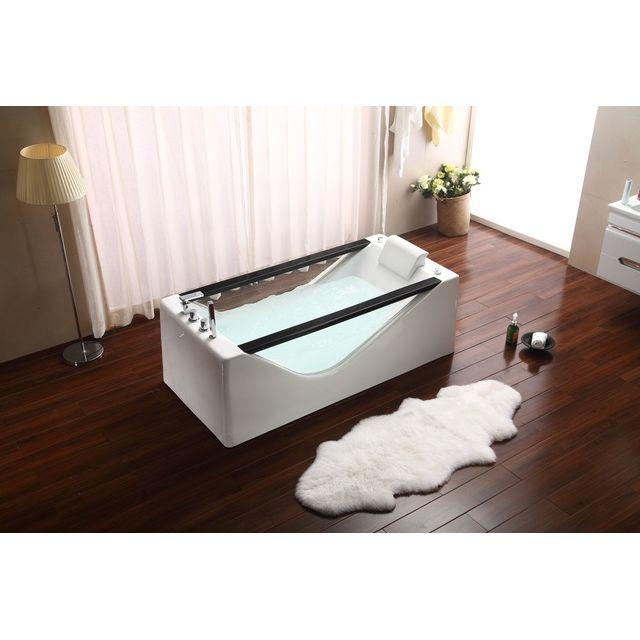 concept usine tremezzo baignoire baln o ozonateur chromoth rapie radio fm jets de. Black Bedroom Furniture Sets. Home Design Ideas