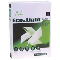 Majuscule - ramette papier a4 eco&light 75g - blanc