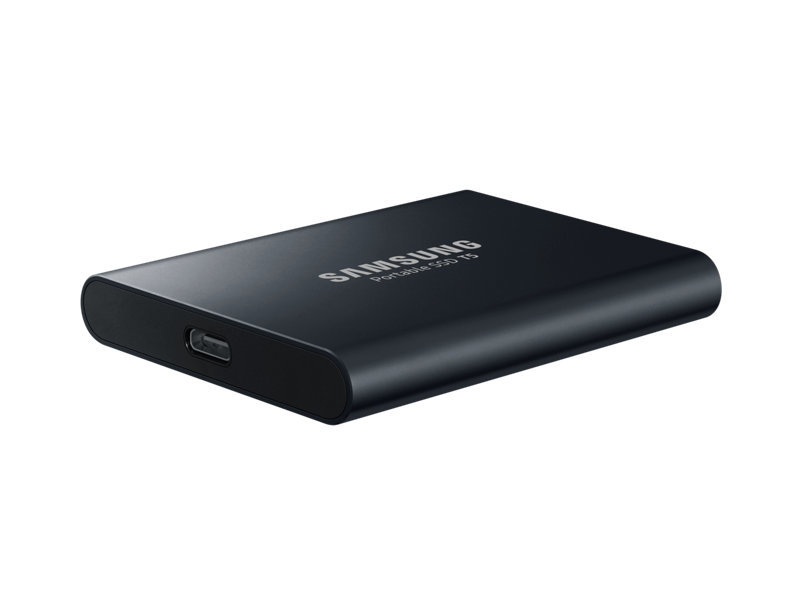 Disque SSD externe T5 1 To 2,5'' Samsung Noir