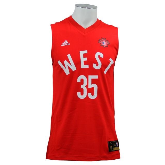 Star Adidas Jsy West Durand All Replica Maillot Performance Kevin vHRHq4B7w