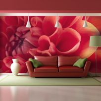 Bimago - A1-LFTNT1273 - Papier peint - Dahlia 200x154