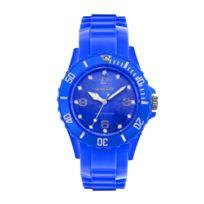 Naughty Watch Montres Femme - Montre Femme Naughty ornée Cristaux Swarovski® Silicone Bleu