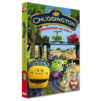 Gie Sphe-Tf1 - Chuggington, Bienvenue Au Zoo, Vol. 3 - Dvd - Edition simple