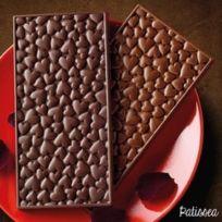 Silikomart - Moule à chocolat tablette love