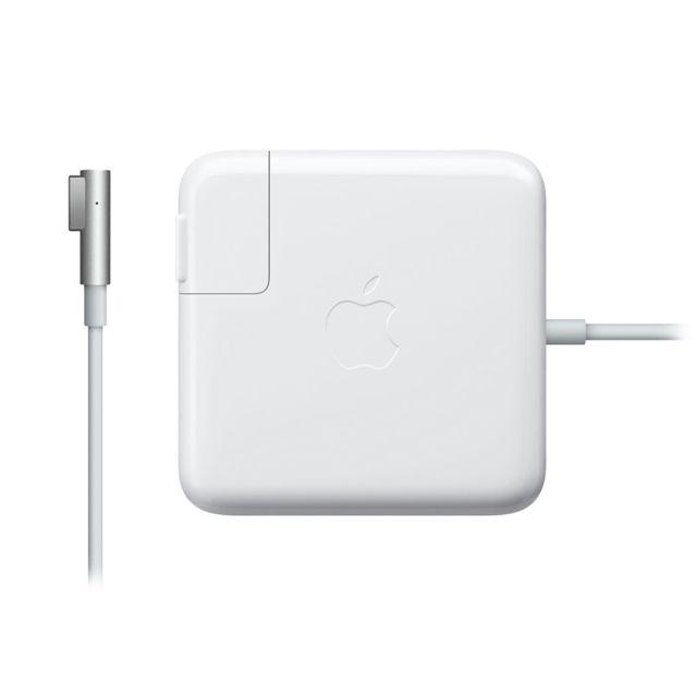 APPLE Adaptateur secteur MagSafe de 60 watts d' pour MacBook et MacBook Pro 13 pouces MC461Z/A