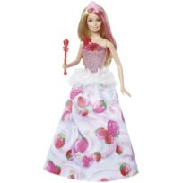 Barbie - Princesse bonbons sons et lumières - DYX28