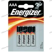 Energizer - 4 Piles alcalines Lr03/AAA Classic 1,5V
