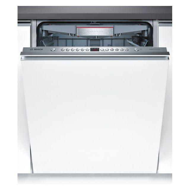 Bosch lave-vaisselle 60cm 14 couverts a+++ zéolite tout intégrable - smv69n70eu