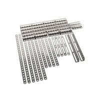 Eitech - Set complémentaire pour construction mécanique : Set de barres métal