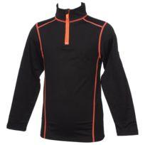 Longboard - Sous vêtements thermiques chaud Hop noir 1/2z ml tee jr Noir 50715