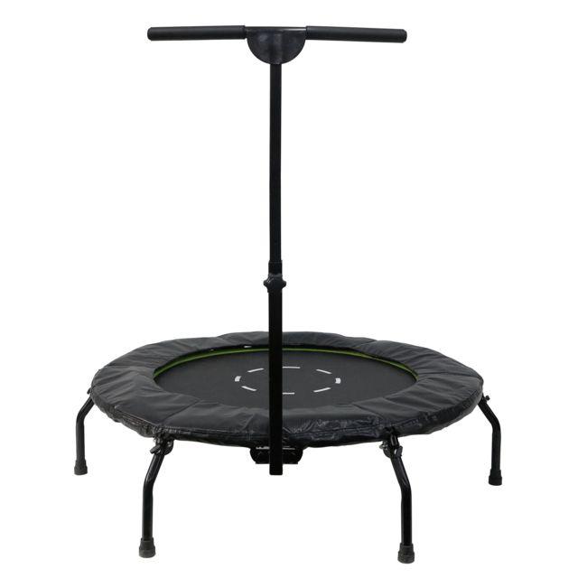RUE DU COMMERCE Trampoline fitness - Dia. 124 cm - JP05-C02-44HS Trampoline fitness. Une manière originale de faire du sport en sautant dans les airs!