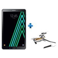 Samsung - Galaxy Tab A6 - 10,1'' - 16 Go - Noir + Minidrone hybride Parrot