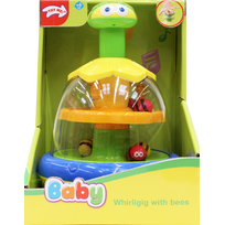 CARREFOUR BABY - Toupie abeille - TY57229