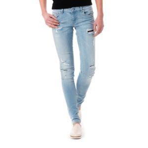 Soldes jeans kaporal femme
