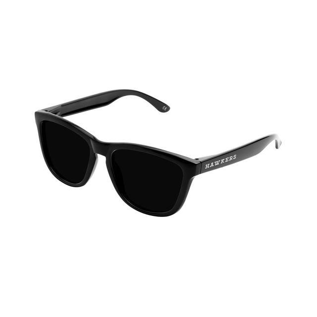 Hawkers - Lunettes de soleil polarisées avec protection Uv400 Diamond Black  Dark One d3b731f61a6e