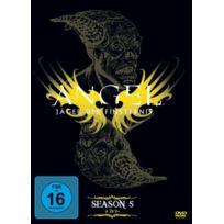 Twentieth Century Fox Home Entert. - Angel - JÄGER Der Finsternis: Season 5 IMPORT Allemand, IMPORT Coffret De 6 Dvd - Edition simple
