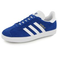 Gazelle Og bleu, baskets mode homme