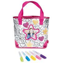 Color Me Mine - Soy Luna - Sac à main fashion à colorier - 40199