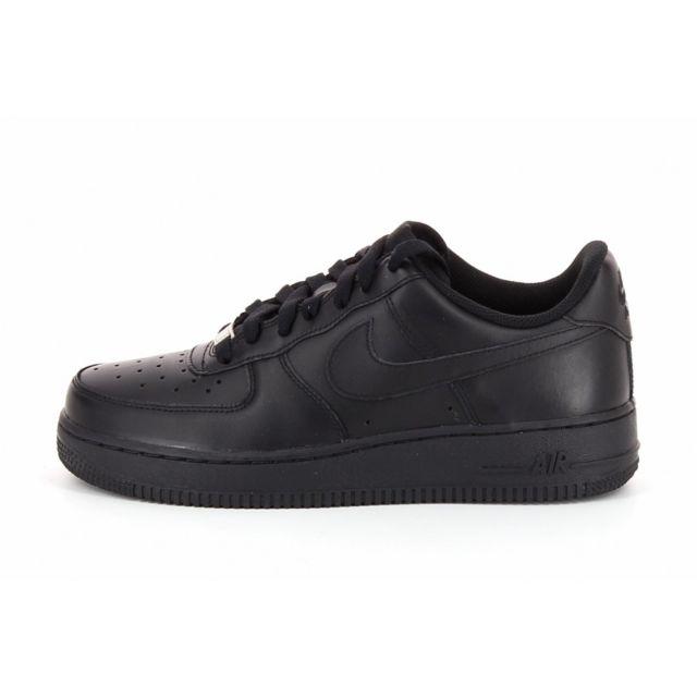 6b96ec7e31d Nike - Basket Air Force 1 Low - 315122-001 Noir - 46 - pas cher Achat    Vente Baskets homme - RueDuCommerce