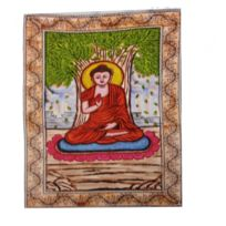 Wlm - Tenture indienne Bouddha