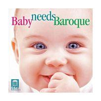 Delos - Bach Baby Needs Baroque