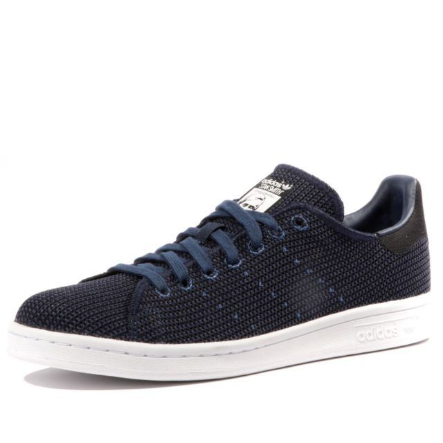 magasin en ligne 0f6ef bdc84 Stan Smith Homme Chaussures Marine Multicouleur 39 1/3