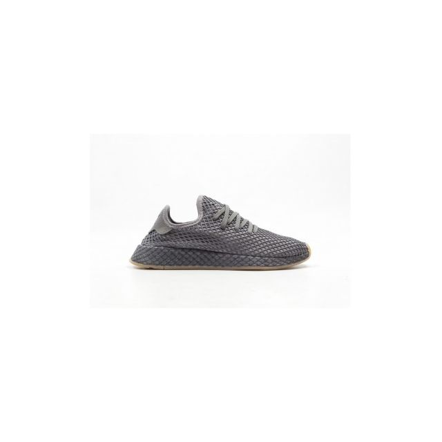 new style 25a4c dfb87 Adidas - Adidas Deerupt Runner - Cq2627 - Age - Adulte, Couleur - Gris,