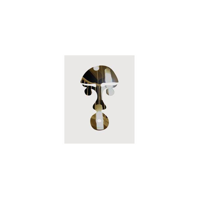 Open Designrobba Miroir design- Masque