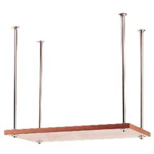 cuivrinox baldaquin ou tablette suspendue finition laiton pas cher achat vente cheville. Black Bedroom Furniture Sets. Home Design Ideas